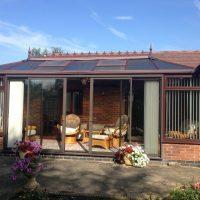 Bespoke Conservatory Renovation - Newbold Collorton 1/12