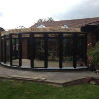 Bespoke Conservatory Renovation - Newbold Collorton 9/12