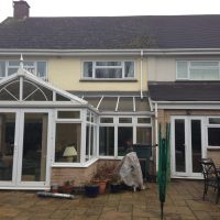 Gable Ended Lean To Conservatory Renovation - Newtown Linford