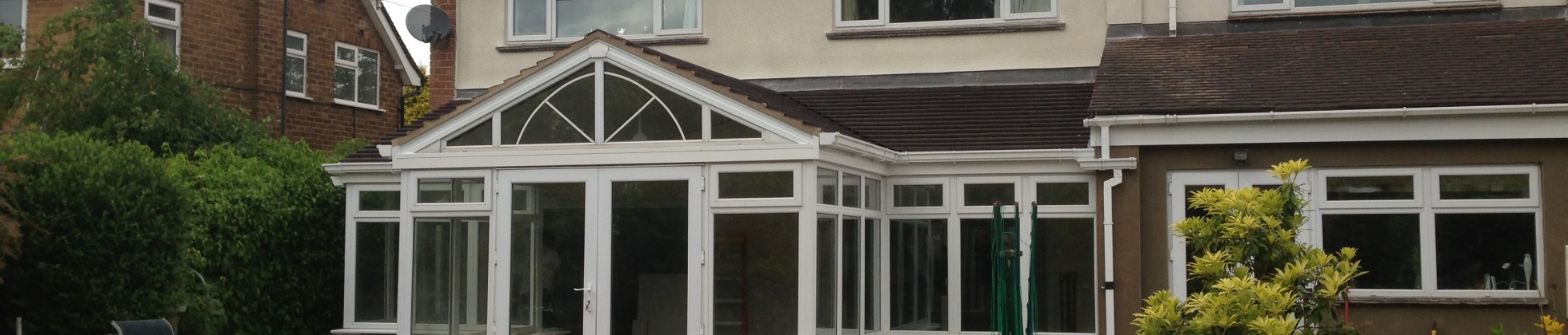 Conservatory renovation in Newtown Linford, Leicester