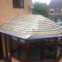 Edwardian Conservatory Renovation - Mountsorrel 2/5